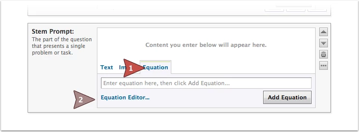Open Equation Editor