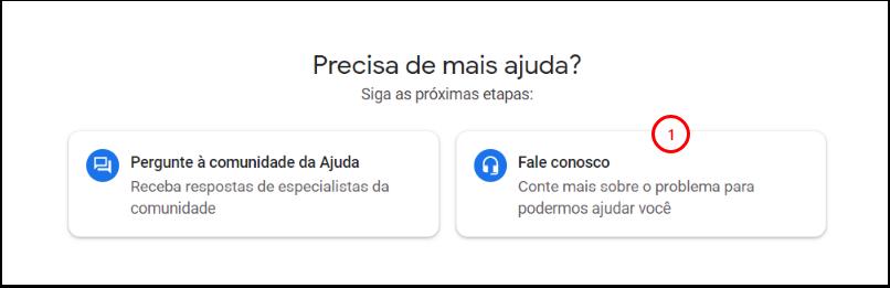 Ajuda do Google Meu Negócio - Google Chrome