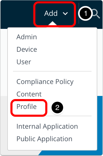 Manage Android devices by configuring profile in Workspace ONE UEM admin console