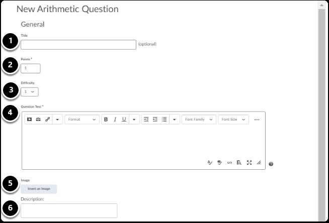 Arithmetic question General