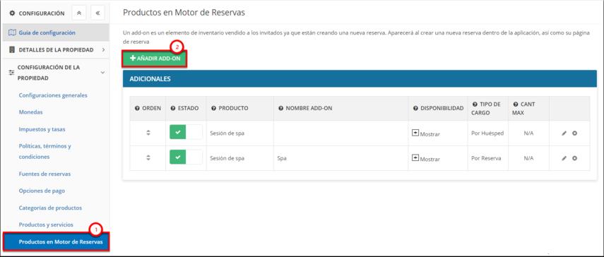 DEMO - El Bolsón - Productos en Motor de Reservas - Google Chrome