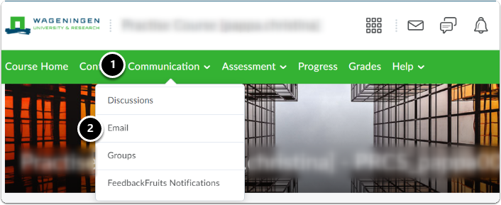 Communication | Email tool