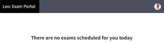 No_Exam