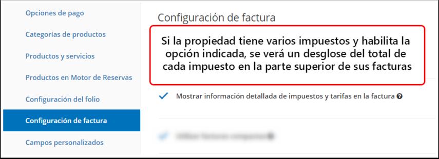 DEMO - El Bolsón - Configuración de factura - Google Chrome