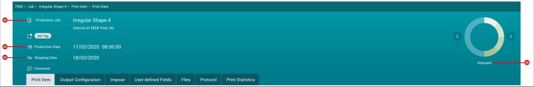 PMS WebGui :: Print Data