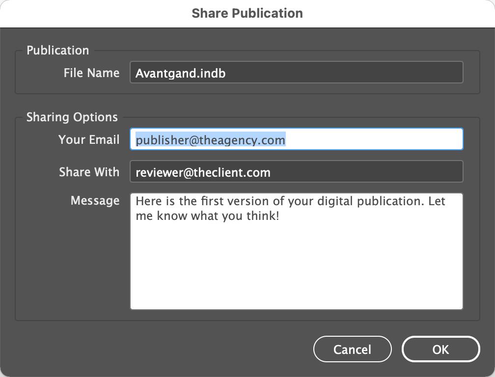 Share Publication