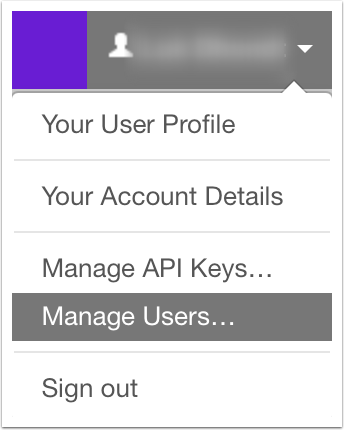 Manage Users 2