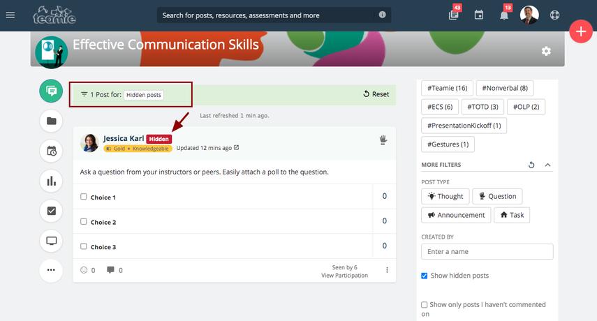 (13) Newsfeed | Effective Communication Skills | Training Demo