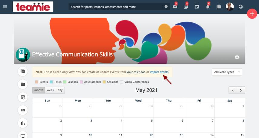 (4) Newsfeed | Effective Communication Skills | Teamie Next