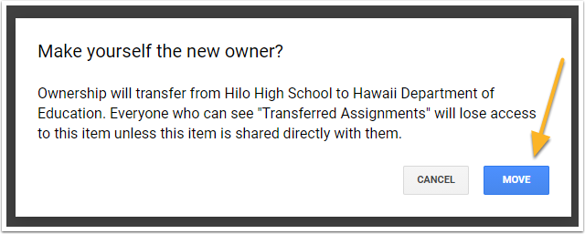 Transferred Assignments - Viking Student Shared Drive - Google Drive - Google Chrome