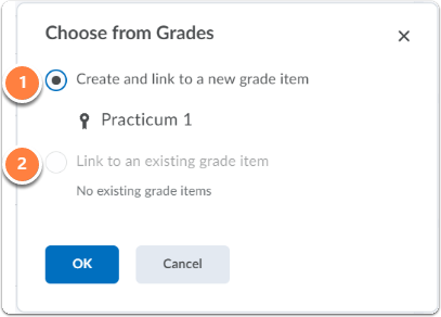 Choose from Grades