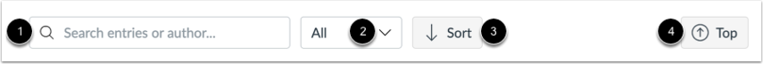 View Discussion Toolbar