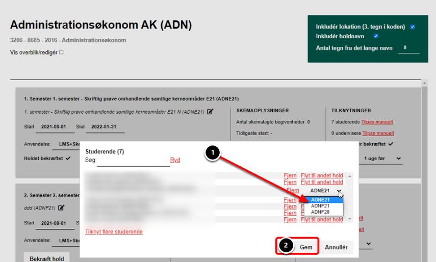 Vejledning tilføj og fjerne studerende skemaholdKpDk.docx - Word