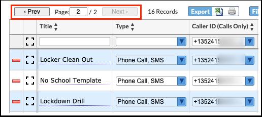 Phone Communication