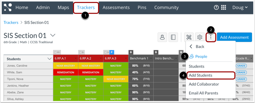 Open Tracker