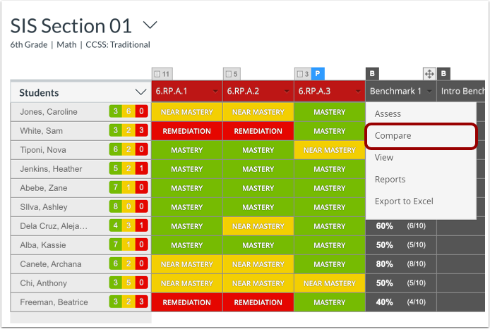 Select Tracker