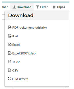 Vejledning til personaleindgang til Time Edit Viewer.docx - Word