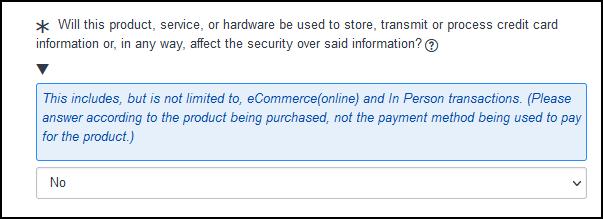credit card interaction