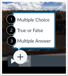 Select Question Type