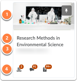 My courses - research methods