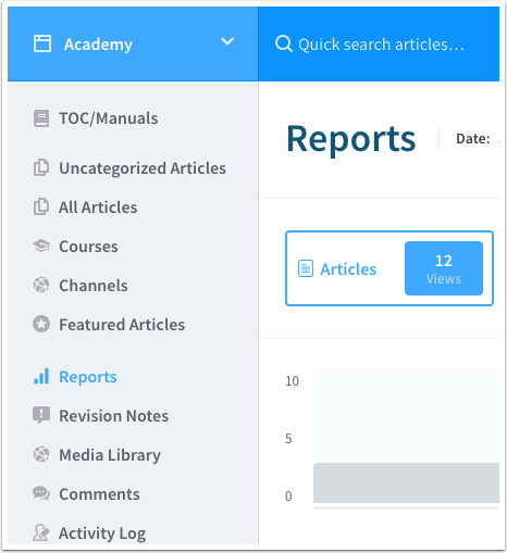 Articles | Reports | Academy | ScreenSteps