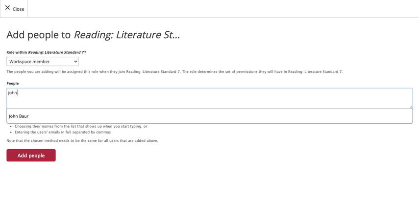 Materials   Reading: Literature Standard 7   SAS