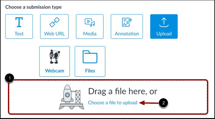 Upload Computer File