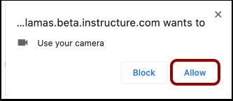 Enable Webcam