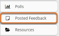 To access this tool, select PostEm from the Tool Menu in your site.