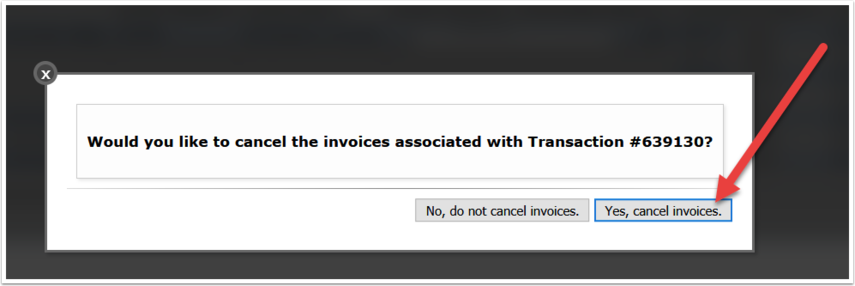 [FOCUS-29512] Delete invoice for cancelled items - JIRA