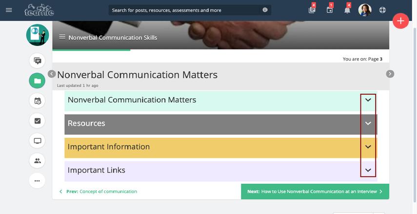(4) Nonverbal Communication Skills | Training Demo