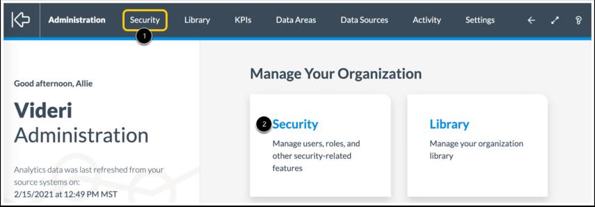 Open Security