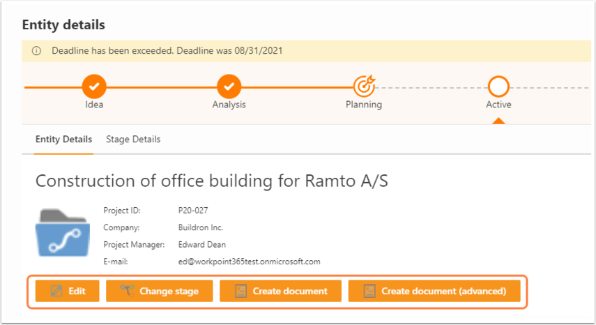 Construction of office building for Ramto A/S - Home-SmallProjects - Google Chrome