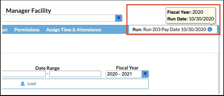 School/Department Payroll Entry