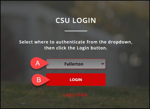 CSU Login