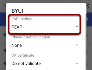 ca certificate