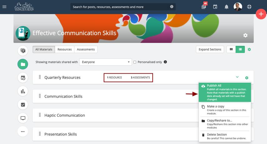 Materials | Effective Communication Skills | Training Demo