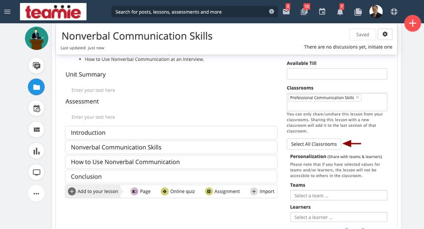 (7) Nonverbal Communication Skills | Teamie Next