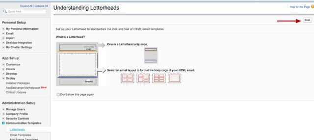 Understanding Letterheads