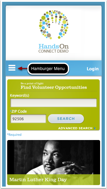 1. HandsOn Connect is now mobile responsive