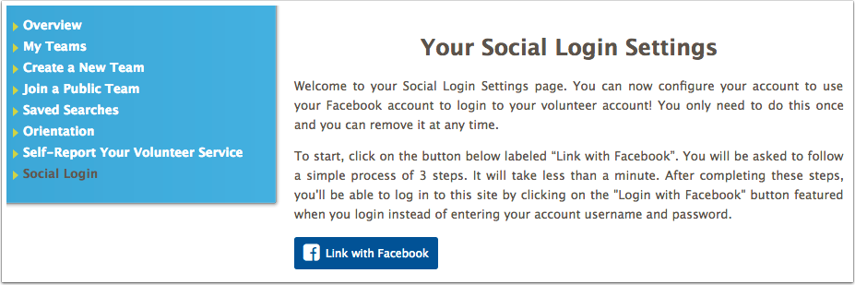 Update: Social Login is now out of Beta (HOCAVV-526)