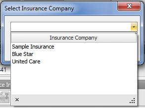 Insurance Company Manager
