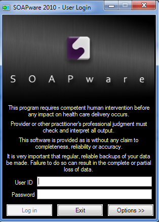 Open SOAPware