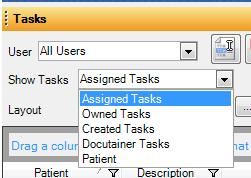 Choosing Task Type