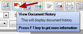 View Document History