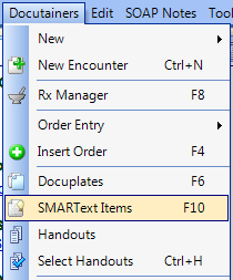 SMARText Manager