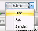 Printing a Prescription from Rx Manager