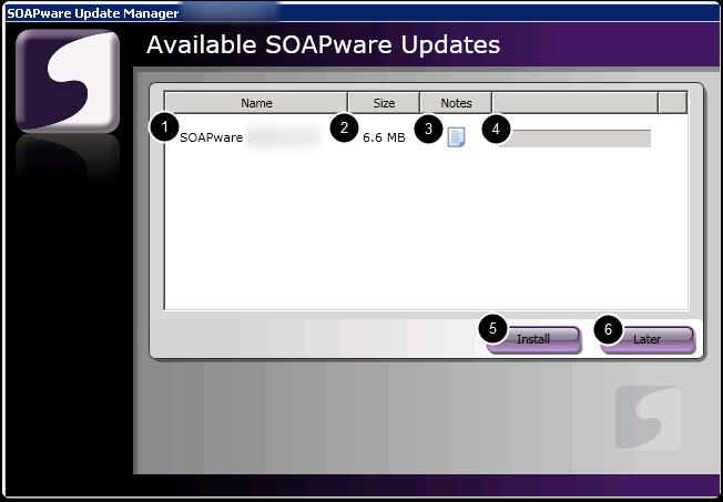 SOAPware Update Manager