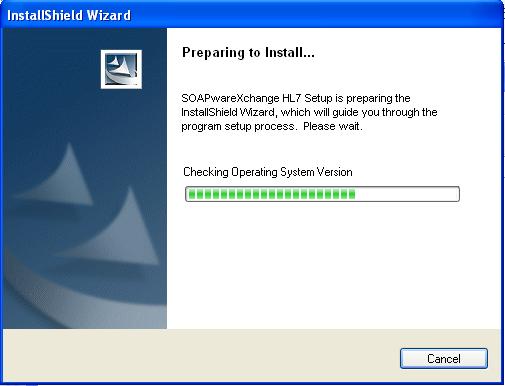 Install SOAPwareXchangeHL7
