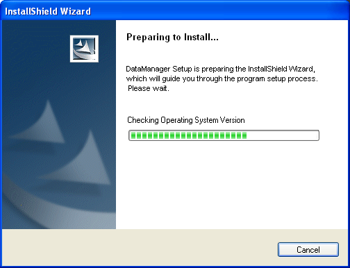 Install Data Manager